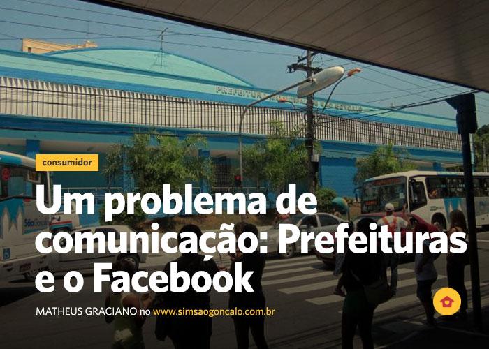 SIM São Gonçalo por Matheus Graciano