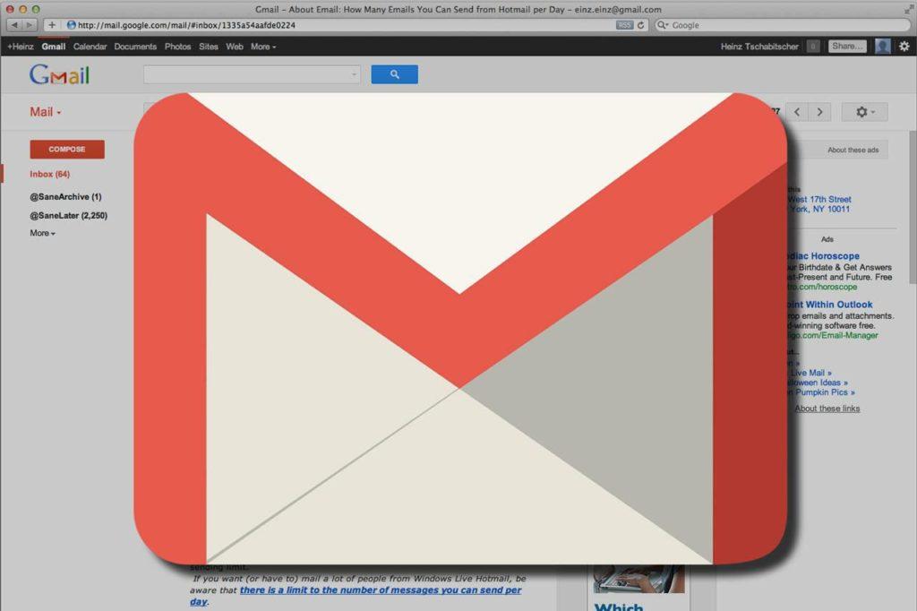Como configurar o Gmail para receber email no domínio escolhido.