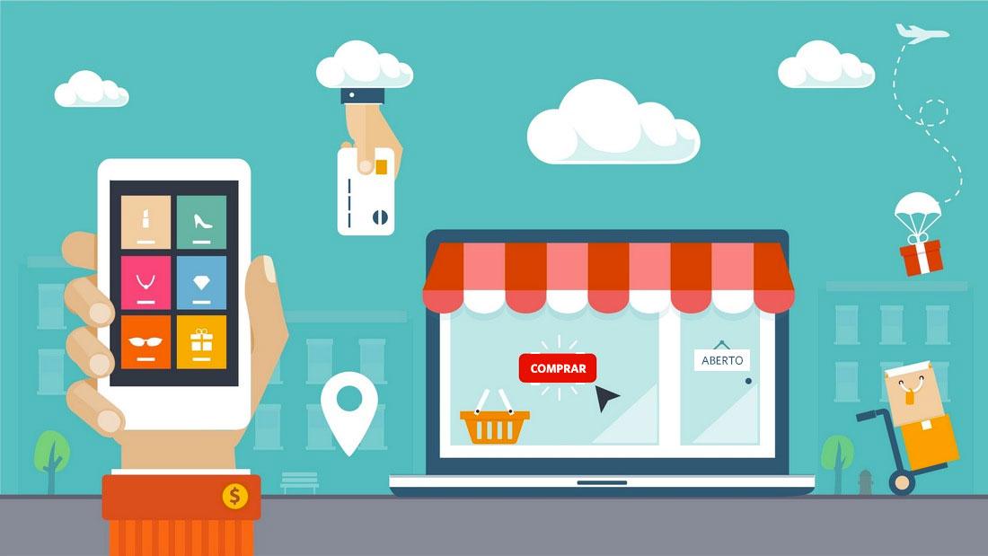 Como Criar uma loja Virtual no Mobile