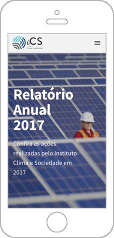 iCS – instituto Clima e Sociedade