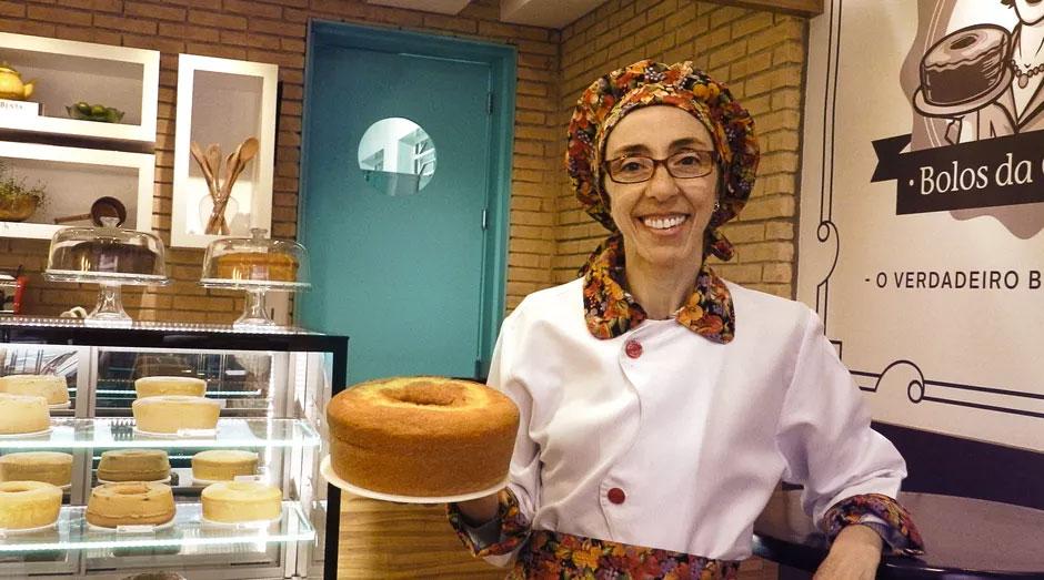 Cecília Victório – dos bolos caseiros a franquia de doces