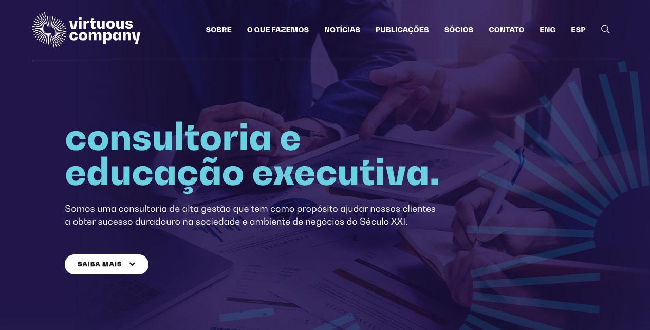 Educação Executiva e Consultoria para empresas do século XXI