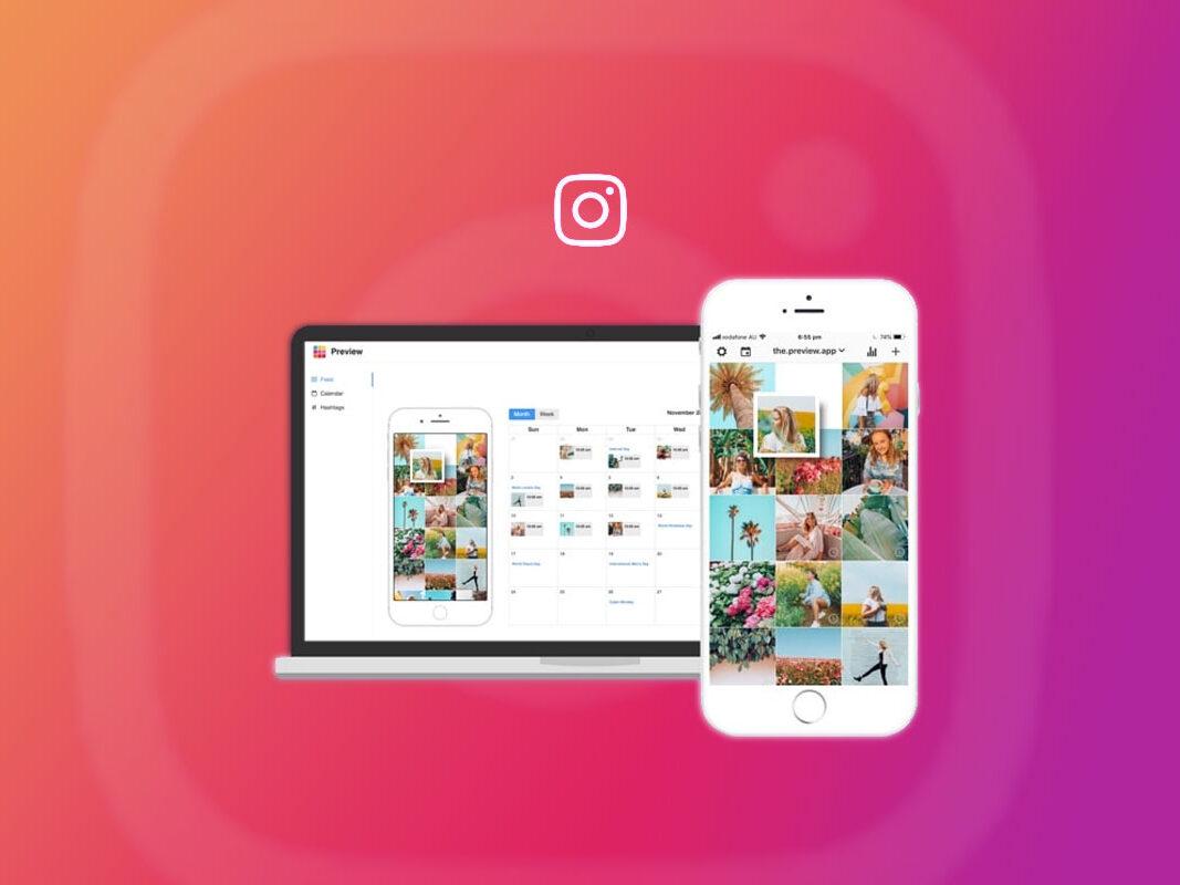 Como agendar post instagram